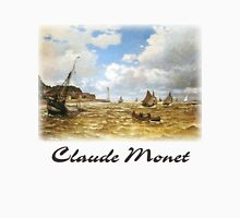 Monet - Mouth of the Seine T-Shirt