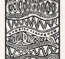 Tropical Essences by Kerryn Madsen-Pietsch