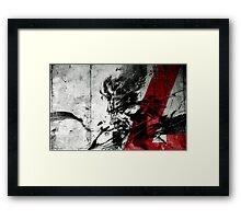 Metal Gear Solid 5 Framed Print