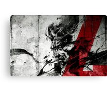 Metal Gear Solid 5 Canvas Print