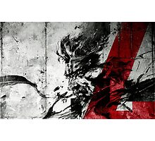 Metal Gear Solid 5 Photographic Print
