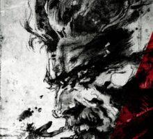 Metal Gear Solid 5 Sticker