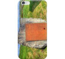 Lewis War Memorial, Stornoway iPhone Case/Skin