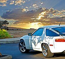 1990 Porsche 928 by DaveKoontz