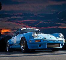 1972 Porsche Carrera by DaveKoontz