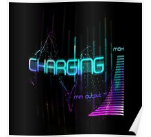 Charging  Poster