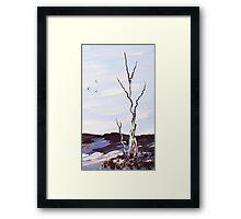 Black Hills Framed Print