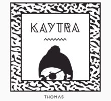 Kaytranada with white by Brad my name is Brad