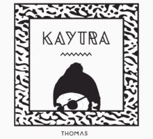 Kaytranada with some white by Brad my name is Brad