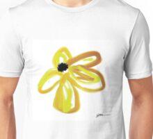Fleur jaune de l'ete Unisex T-Shirt