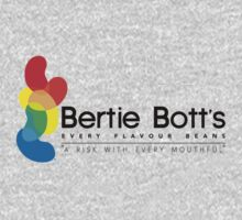 Bertie Bott's Every Flavour Beans by adamgamm