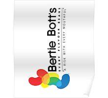 Bertie Bott's Every Flavour Beans Poster