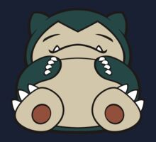 Snorlax by ThatsMyTrunks