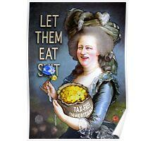 Cameron as Madame Défecit (captioned)  Poster