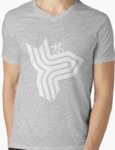 Rolling Thunder Mens V-Neck T-Shirt