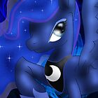 Princess Luna by autobotchari