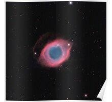 NGC 7293 - Helix Nebula Poster