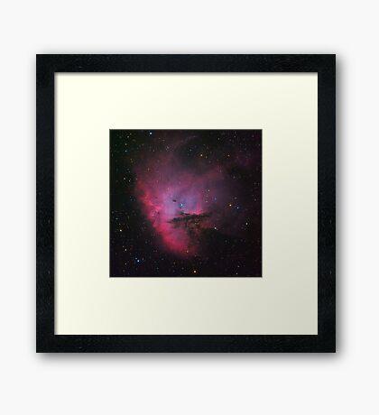 NGC 281 - Pacman Nebula Framed Print