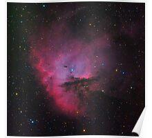 NGC 281 - Pacman Nebula Poster