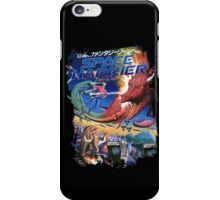 Space Harrier iPhone Case/Skin