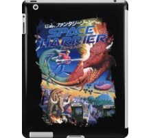Space Harrier iPad Case/Skin