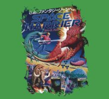 Space Harrier Kids Clothes