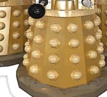 Daleks are Supreme Sticker