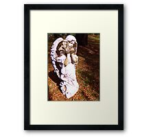 I Will Pray for You Artistic Photograph by Shannon Sears Framed Print