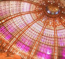 Christmas Dome in Paris by karinast123