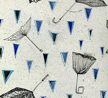 Rain by ggud