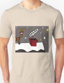 Santa Claustrophobia T-Shirt
