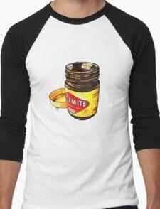 Vegemite Men's Baseball ¾ T-Shirt