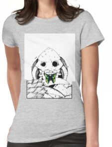 The Ogre's Nature Bewilderness Womens Fitted T-Shirt
