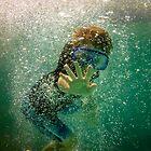 Underwater Wave by Douglas Hamilton