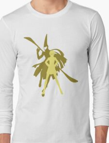 Persona 4: Chie  Long Sleeve T-Shirt