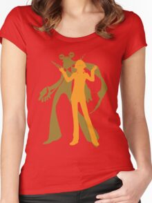 Persona 4: Yosuke Women's Fitted Scoop T-Shirt