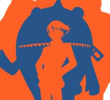 Persona 4: Teddie  Sticker
