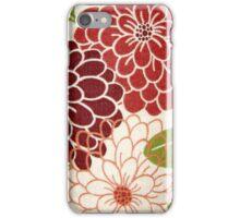 Vintage Blossoms iPhone Case/Skin