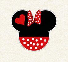 Couple design: Minnie 2 Hoodie