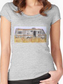 Breaking Bad RV Women's Fitted Scoop T-Shirt
