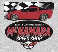 McNamara Speedshop by SKIDSTER