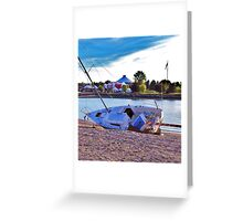 English Bay, Vancouver British Columbia Greeting Card