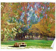 Kanaka Creek Regional Park Poster