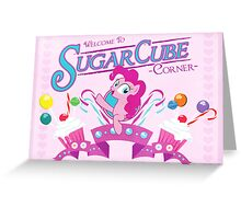 Sugarcube Corner Greeting Card