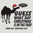 HUMP DAY - CHRISTMAS by mcdba