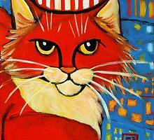 Candy Cat by DaleLeach