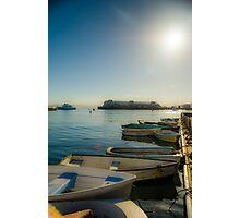 Monterey Boat Photographic Print