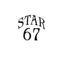 OVO - Star 67 (Black) by vicgotshirts