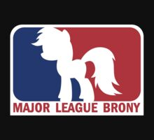 Major League Brony - Logo & Text by graphix