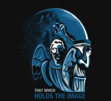 Dali's Weeping Angels by Grafx-Guy
